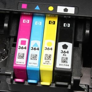HP 364 Druckerpatronen