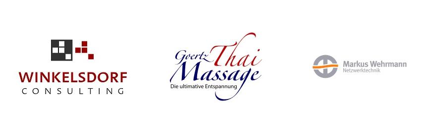 Logos von HüpenbeckerDesign