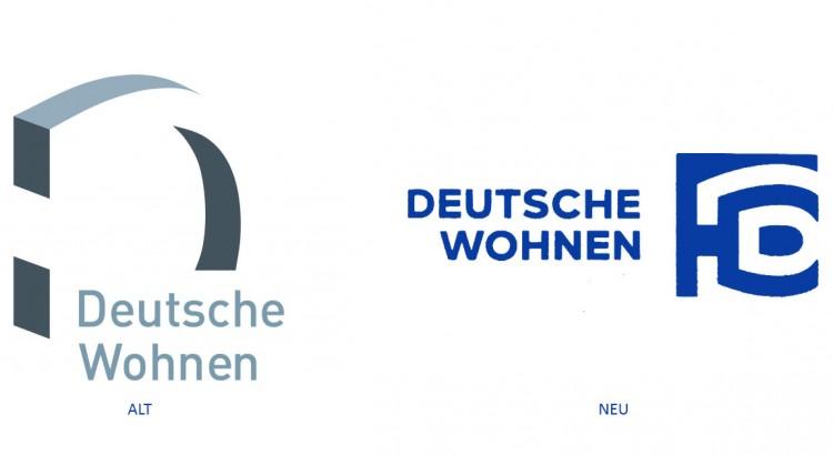 Das neue Logo der Deutsche Wohnen